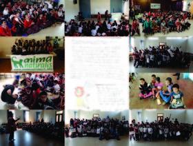 Exitosas actividades para niños en Michoacán