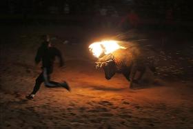 Valencia aprueba la prohibición del 'bou embolat' y del 'bou amb corda'