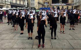 AnimaNaturalis recuerda los toros torturados y muertos en Vitoria