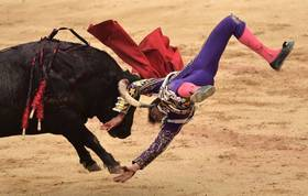 Los festejos taurinos caen al mínimo histórico en 15 años en España